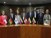 XXXI Reunión Extraordinaria de Ministras y Ministros de Salud del Área Andina Extraordinaria- REMSAA (Foto: Minsa Perú)