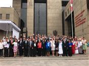 Foto Oficial de la Reunión Subregional de Pueblos Indígenas de Sudamérica se realizó en sede del Ministerio de Cultura del Perú.
