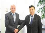 Secretario General de la Comunidad Andina se reunió con Ministro de Comercio Exterior del Perú