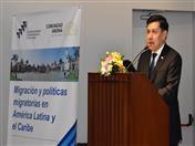 Secretario General de la Comunidad Andina, Walker San Miguel