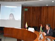 Delegación de Colombia.