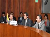 Delegación de Ecuador.