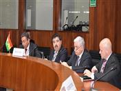 Delegación de Bolivia.