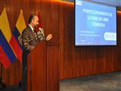 Director ejecutivo de IDEXCAM de la Cámara de Comercio de Lima, Carlos Posada