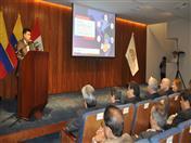 Acto de inauguración. Discurso del Secretario General de la CAN, Walker San Miguel