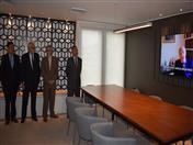 Durante la apertura de esta Sala, se difundió un mensaje de saludo enviado por el Embajador José Antonio García Belaúnde.