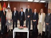 En el mes de aniversario de la Comunidad Andina, se rindió homenaje al Primer Secretario General de la CAN, Sebastián Alegrett