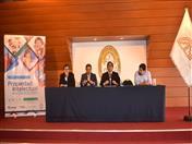 Panel: La propiedad intelectual y las tecnologías de la información y comunicación.
