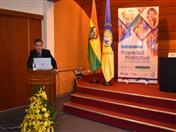 Expositor Carlos Ferreira de Bolivia