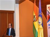 Decano de Derecho y Ciencias Políticas de la Universidad Católica Boliviana, Javier Murillo