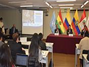 """Taller de capacitación """"Comercio sostenible e investigación de oportunidades de exportaciones andinas a la Unión Europea, enfoque en cadenas de valor de alimentos procesados"""""""
