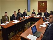 La reunión también contó con la participación de la Secretaria General de la Comunidad Andina.
