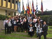 Alumnos de la carrera de Negocios Internacionales del Instituto Tecnológico del Buen Pastor del Perú