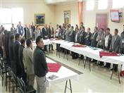 Participó la Autoridad Autónoma Binacional del Lago Titicaca, alcaldes y beneficiarios bolivianos y peruanos así como el Gobierno Provincial de Carchi, autoridades locales y beneficiarios del proyecto INPANDES (Foto:Prefectura Carchi)