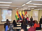 Seminario Subregional: Recursos genéticos y conocimientos tradicionales asociados, transfronterizos