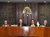 Por la Secretaría General de la CAN, participó la Secretaria General (a.i), Luz Marina Monroy y los Directores Generales, José Antonio Arróspide y César Montaño.
