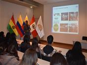 Exposición Mypes andinas.