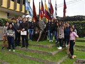 Estudiantes de Negocios Internacionales del Perú participaron en charla sobre el proceso de integración andino