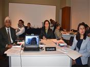 Delegación del Ecuador.
