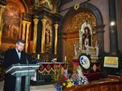 Comunidad Andina rinde homenaje al Señor de los Milagros