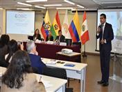 Los aspectos científicos del cannabuis fueron expuestos por Carlos Caro del Consejo de la Industria de Cosméticos, Aseo Personal y Cuidado del Hogar de Latinoamérica - CASIC.