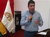 Clarems Endara, a cargo de la Dirección General 1 de la Secretaría General de la CAN.