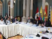 Secretario General de la CAN presentó balance de 10 meses de gestión en reunión del Sistema Andino de Integración