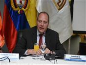 Viceministro de Comercio de Bolivia, Benjamín Blanco