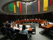 Cuadragésima Cuarta Reunión del Consejo Andino de Ministros de Relaciones Exteriores, en forma Ampliada con los Representantes Titulares ante la Comisión de la CAN.