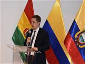 Representante Comercial de la Federación de Rusia en el Perú, Oleg Gorlov.
