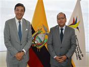 Reunión con el Superintendente de Control del Poder de Mercado, Danilo Sylva