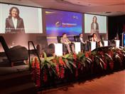 Clarems Endara, Director de la Secretaría General de la CAN participó en el Foro Internacional Operador Económico Autorizado- OEA 2019, organizado por la Aduana Nacional de Bolivia.