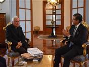 Visita al Nuncio Apostólico del Perú, Monseñor Nicola Girasoli.