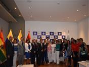 Productivo encuentro entre el Secretario General de la CAN y empresarios colombianos de diversos sectores