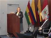 Yolanda Torriani, Presidenta de la Cámara de Comercio de Lima