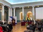 Secretario General de la CAN, Jorge Hernando Pedraza.