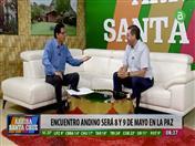 Entrevista a Bolivia TV.