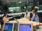 Entrevista a Radio El Deber.