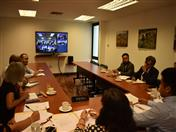 Videoconferencia se realizó a iniciativa de Perú, país que ejerce la Presidencia Pro Témpore de la Comunidad Andina.