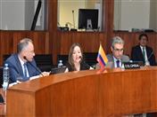 Viceministra de Comercio de Colombia, Laura Valdivieso.
