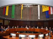 Período 120 de sesiones ordinarias de la Comisión de la CAN.