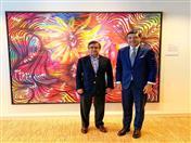Reunión con el Presidente del Banco Interamericano de Desarrollo (BID), Luis Alberto Moreno.