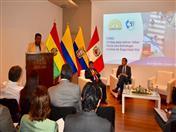 Director de Transporte Terrestre del Ministerio de Obras de Bolivia, Rodolfo Reyes.