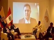 Viceministro de Transporte de Colombia, Juan Camilo Ostos
