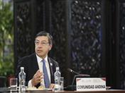 Sesión Plenaria de la XIX Reunión del Consejo Presidencial Andino.