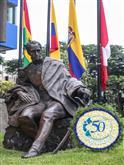 Monumento del Libertador Simón Bolívar.