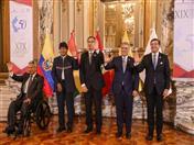 Secretario General de la CAN agradece a Presidentes de Bolivia, Colombia, Ecuador y Perú por impulso y respaldo a la Comunidad Andina