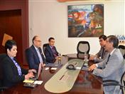 Reunión de trabajo Secretaría General de la Comunidad Andina y la Secretaría de Integración Económica Centroamericana (SIECA).