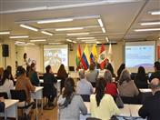 Secretaría General de la CAN fue sede de evento sobre realidad biotecnológica, comercial y jurídica relativa al acceso a los recursos genéticos