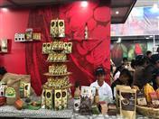 El Salón del Cacao y Chocolate se realizará hasta el domingo 14.